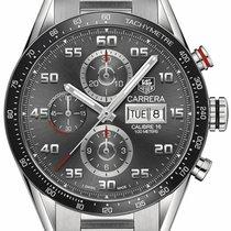 TAG Heuer Carrera Calibre 16 Automatic Chronograph 43mm...