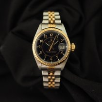 Rolex 6916 Or/Acier 1972 Oyster Perpetual Lady Date 26mm occasion