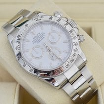 Rolex Daytona White Dial MINT