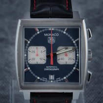 TAG Heuer Monaco Calibre 12 Collection Automatic Chronograph -...