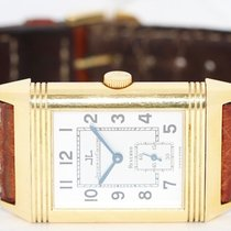 Jaeger-LeCoultre Reverso Grande Taille Oro amarillo 26mm Plata Árabes