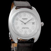 Hermès Dressage 1928, Limited Edition 75, Platinum, 75th...