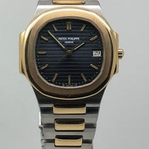 Patek Philippe 3900/1 Gold/Steel 1992 Nautilus 33mm pre-owned
