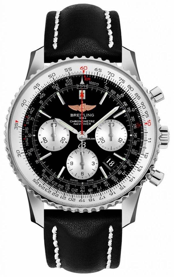 Ceny hodinek Breitling Navitimer 01  d1334ca3bb