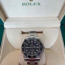 Rolex Submariner (No Date) neu 40mm Stahl