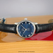 Omega De Ville Co-Axial Steel 41mm Blue United States of America, New York, Airmont