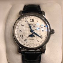 Montblanc Steel 42mm Automatic 108736 pre-owned Canada, Chilliwack