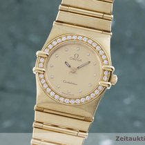 Omega Constellation Ladies 23.5mm Gold