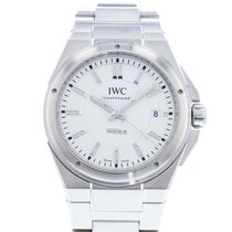 IWC IW3239-04 Steel 2010 Ingenieur Automatic 40mm pre-owned