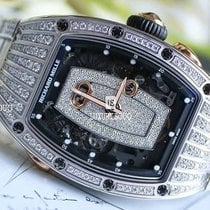 Richard Mille RM 037 White gold