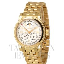 Gevril Yellow gold 40mm Automatic R012 pre-owned