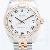 Rolex Lady-Datejust Gold/Steel 31mm White United States of America, Georgia, ATLANTA
