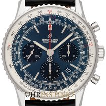 Breitling Navitimer 1 B01 Chronograph 43 new 2019 Automatic Chronograph Watch with original box and original papers AB0121211C1P1