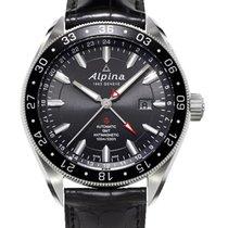 Alpina Alpiner Steel 44mm Black