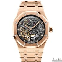 Audemars Piguet Royal Oak Double Balance Wheel Openworked 15407OR.OO.1220OR.01 2019 новые