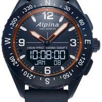 Alpina Chronograph AL-283LNO5NAQ6 new