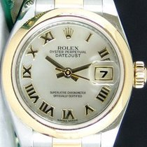 Rolex Lady-Datejust 26mm Mother of pearl Roman numerals