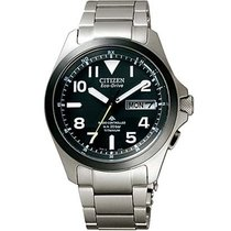 Citizen Steel Quartz new Promaster Land