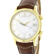 Jaeger-LeCoultre Master Memovox Yellow gold Silver