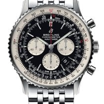 Breitling Navitimer 01 (46 MM) Steel 46mm Black No numerals United Kingdom, Budapest