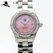 TAG Heuer Aquaracer Lady Steel 27mm Pink