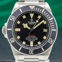 Tudor Pelagos Titanium 42mm Black Arabic numerals United States of America, Massachusetts, Boston