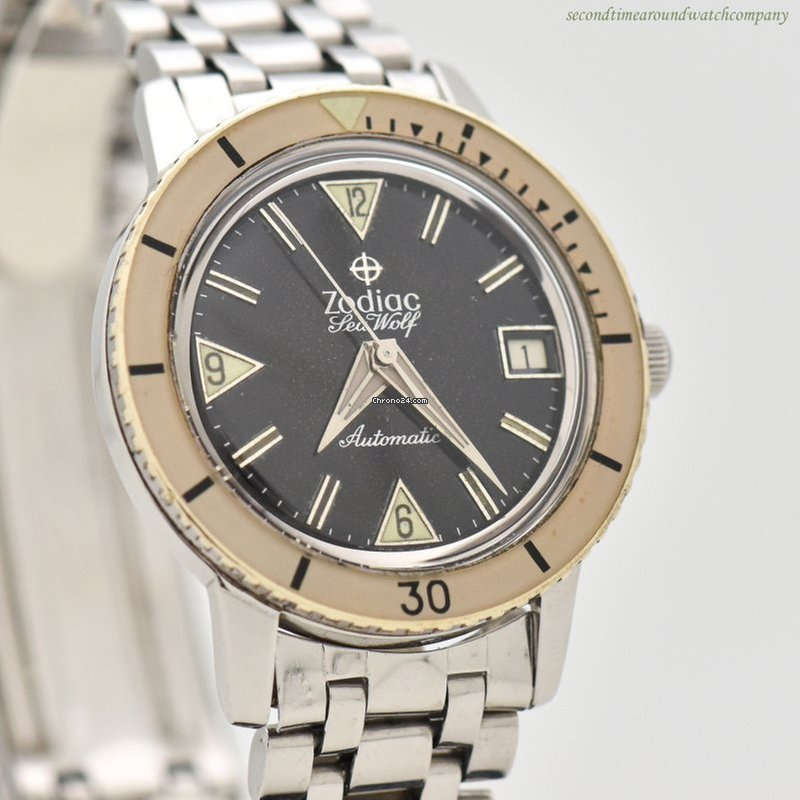 Zodiac Sea Wolf Ref. 722-946 for $2,250 for sale from a Trusted Seller on Chrono24