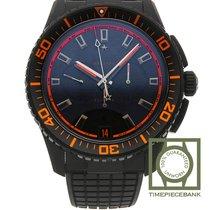 Zenith Ceramic Automatic Black No numerals 45mm new El Primero Stratos Flyback