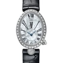 Breguet Reine de Naples White gold 33mm Mother of pearl Roman numerals United States of America, New York, New York