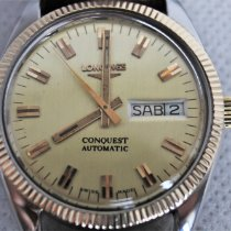 Longines Conquest Gold/Steel 36mm