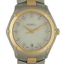 Ebel Altın/Çelik 27mm Quartz 1216029 yeni