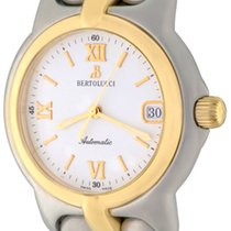 Bertolucci Steel 35mm Automatic 124 49 B pre-owned