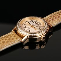 Zenith Yellow gold Automatic 32mm pre-owned Elite