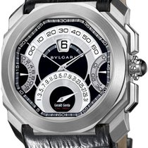 Bulgari Octo White gold Black United States of America, New York, Brooklyn