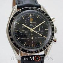 Omega 1ST Speedmaster Moon Phase Model 345 08 09 Caliber 866
