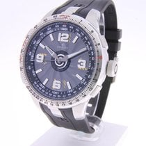 Perrelet Turbine Pilot pre-owned 48mm Rubber