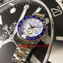 Rolex 116681 Yacht-Master II Steel & Rose Gold 44mm Watch...