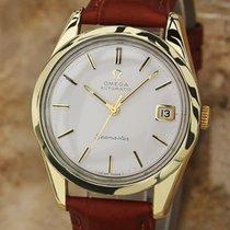 Omega Seamaster Swiss Made Calibre 565 Vintage 1960 35mm Gold...
