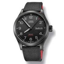 Oris Air Racing Edition V Steel 45mm Black Arabic numerals