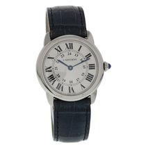 Cartier Ronde Solo 3601 Stainless Steel Watch