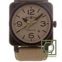 Bell & Ross BR 03 Ceramic 42mm Arabic numerals