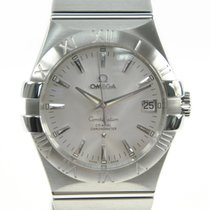 歐米茄 (Omega) Constellation Stainless Steel Silver Automatic...
