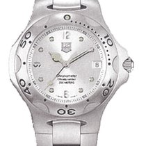 TAG Heuer Kirium Steel 41mm Silver No numerals