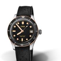Oris Divers Sixty Five 01 733 7747 4354-07 4 17 18 Oris DIVING SIXTY-FIVE Nero new