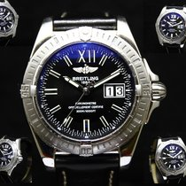Breitling Cockpit Professional Galactic 41 - Box & inhouse...