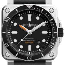Bell & Ross BR 03 Steel 42mm Black