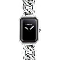 Chanel Première Steel 16mm Black