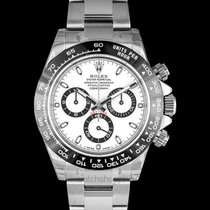 Rolex Daytona Steel 40mm White United States of America, California, San Mateo