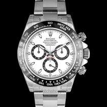 Rolex Daytona White/Steel Ø40mm 2016 - 116500LN