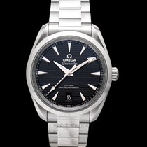 Omega Seamaster Aqua Terra Steel 38mm Black United States of America, California, San Mateo